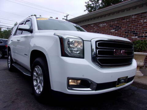 2015 GMC Yukon for sale at Certified Motorcars LLC in Franklin NH