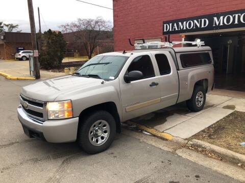 2008 Chevrolet Silverado 1500 for sale at Diamond Motors in Pecatonica IL