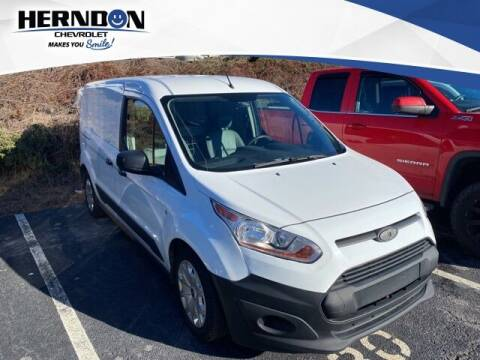 2016 Ford Transit Connect Cargo for sale at Herndon Chevrolet in Lexington SC
