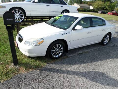 2006 Buick Lucerne for sale at Credit Cars of NWA in Bentonville AR