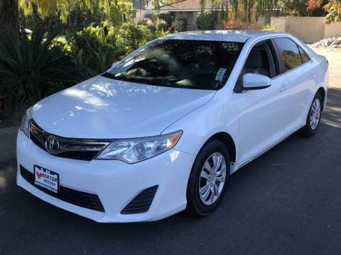 2014 Toyota Camry for sale at Boktor Motors in North Hollywood CA