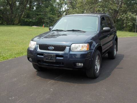 2004 Ford Escape for sale at Your Choice Auto Sales in North Tonawanda NY
