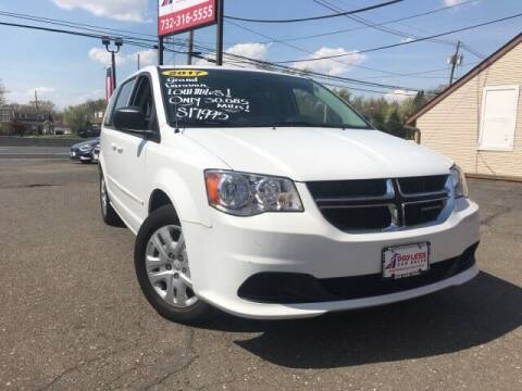 2017 Dodge Grand Caravan for sale at PAYLESS CAR SALES of South Amboy in South Amboy NJ