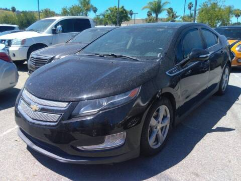 2015 Chevrolet Volt for sale at CENTURY MOTORS in Fresno CA