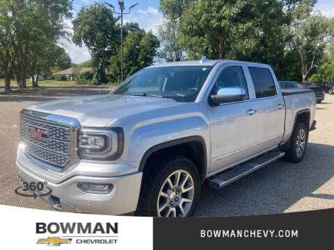 2018 GMC Sierra 1500 for sale at Bowman Auto Center in Clarkston MI