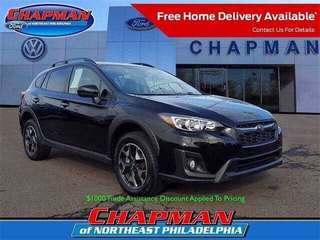 2020 Subaru Crosstrek for sale at CHAPMAN FORD NORTHEAST PHILADELPHIA in Philadelphia PA