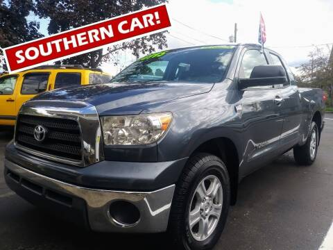 2009 Toyota Tundra for sale at Oak Hill Auto Sales of Wooster, LLC in Wooster OH