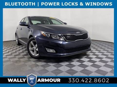 2015 Kia Optima for sale at Wally Armour Chrysler Dodge Jeep Ram in Alliance OH