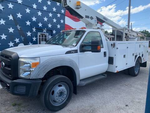 2011 Ford F-450 Super Duty for sale at The Truck Lot LLC in Lakeland FL