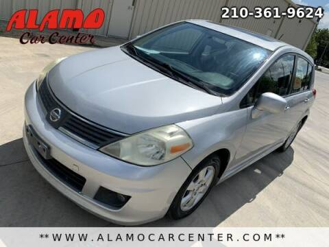 2008 Nissan Versa for sale at Alamo Car Center in San Antonio TX