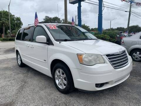 2008 Chrysler Town and Country for sale at AUTO PROVIDER in Fort Lauderdale FL