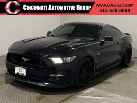 2016 Ford Mustang for sale at Cincinnati Automotive Group in Lebanon OH