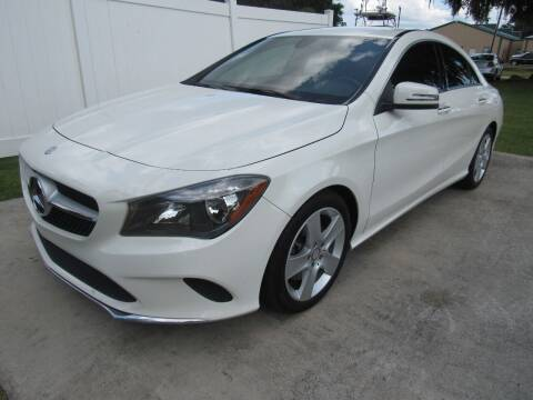 2018 Mercedes-Benz CLA for sale at D & R Auto Brokers in Ridgeland SC