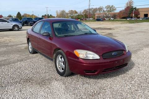2004 Ford Taurus for sale at WEINLE MOTORSPORTS in Cleves OH