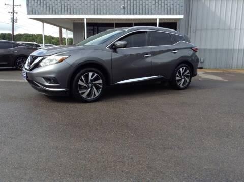 2015 Nissan Murano for sale at Darryl's Trenton Auto Sales in Trenton TN