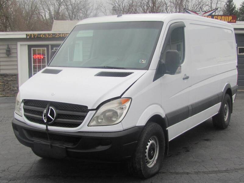 2010 Mercedes-Benz Sprinter Cargo for sale at American Auto Group, LLC in Hanover PA