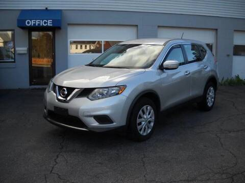 2015 Nissan Rogue for sale at Best Wheels Imports in Johnston RI