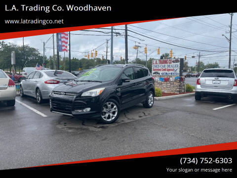 2014 Ford Escape for sale at L.A. Trading Co. Woodhaven in Woodhaven MI