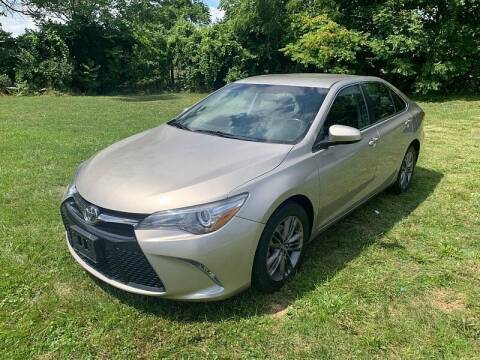 2017 Toyota Camry for sale at CItywide Auto Credit in Oregon OH