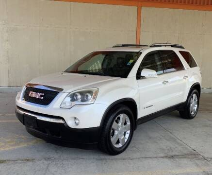 2007 GMC Acadia for sale at Grims Auto Sales in North Lawrence OH
