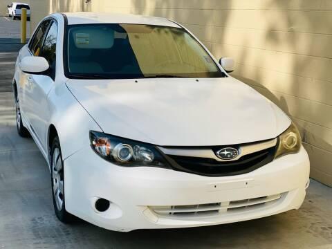 2010 Subaru Impreza for sale at Auto Zoom 916 Rancho Cordova in Rancho Cordova CA