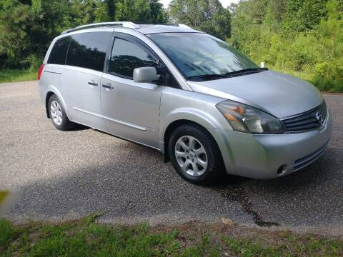 2008 Nissan Quest for sale at J & J Auto of St Tammany in Slidell LA