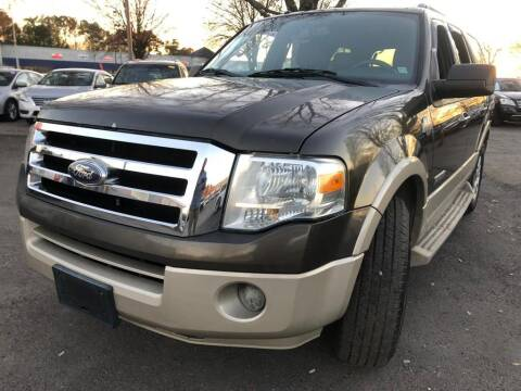2008 Ford Expedition for sale at Atlantic Auto Sales in Garner NC