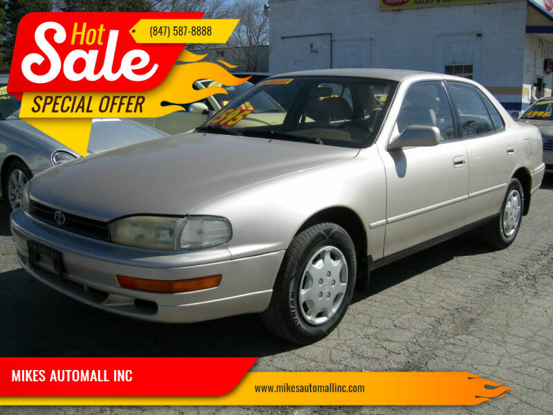 1993 Toyota Camry for sale at MIKES AUTOMALL INC in Ingleside IL