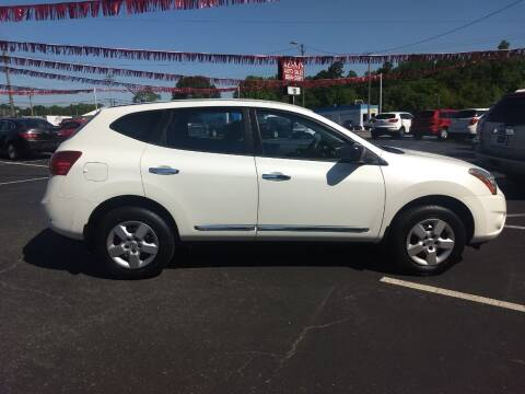 2014 Nissan Rogue Select for sale at Kenny's Auto Sales Inc. in Lowell NC