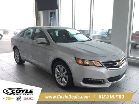 2020 Chevrolet Impala for sale at COYLE GM - COYLE NISSAN in Clarksville IN