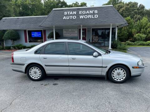2000 Volvo S80 for sale at STAN EGAN'S AUTO WORLD, INC. in Greer SC