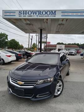 2015 Chevrolet Impala for sale at Showroom Auto Sales of Charleston in Charleston SC