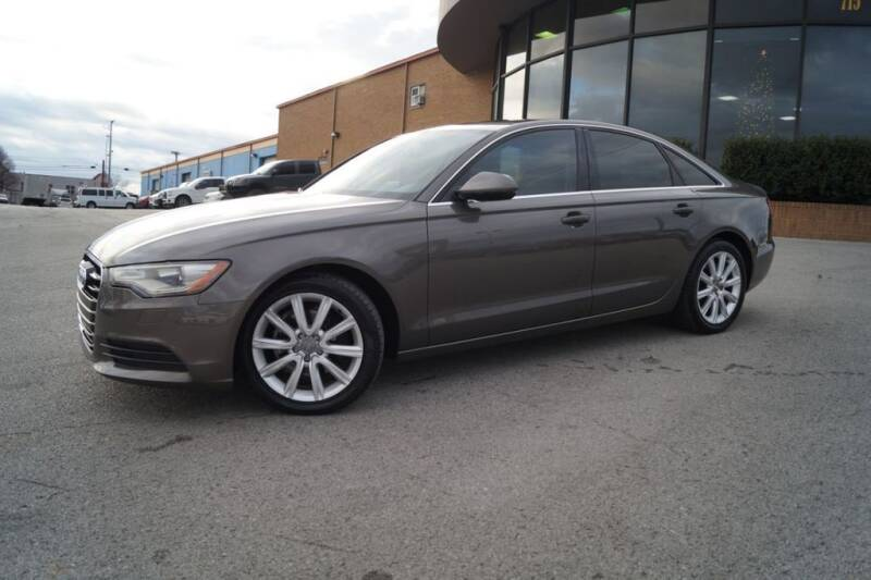 2012 Audi A6 for sale at Next Ride Motors in Nashville TN