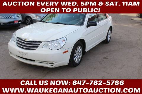 2008 Chrysler Sebring for sale at Waukegan Auto Auction in Waukegan IL