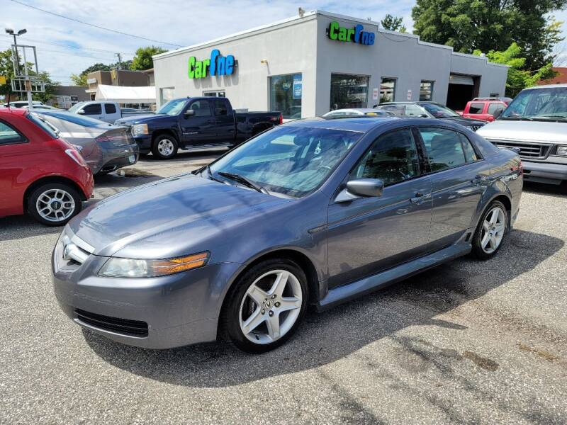 2005 Acura TL for sale at Car One in Essex MD