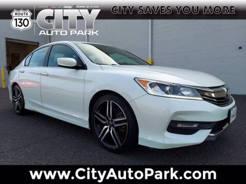 2016 Honda Accord for sale at City Auto Park in Burlington NJ