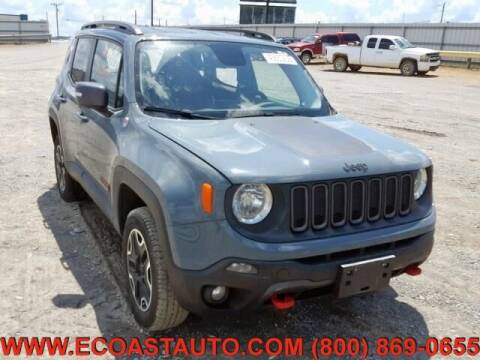 2015 Jeep Renegade for sale at East Coast Auto Source Inc. in Bedford VA