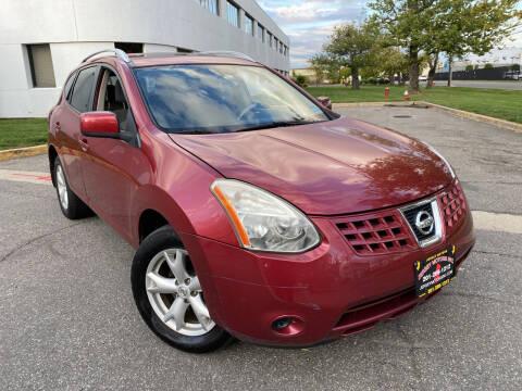 2009 Nissan Rogue for sale at JerseyMotorsInc.com in Teterboro NJ