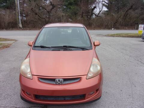 2008 Honda Fit for sale at Auto Sales Sheila, Inc in Louisville KY