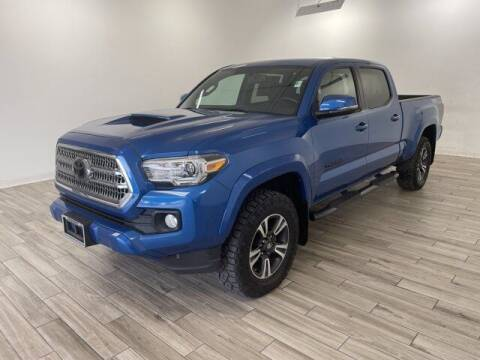 2017 Toyota Tacoma for sale at TRAVERS GMT AUTO SALES - Traver GMT Auto Sales West in O Fallon MO