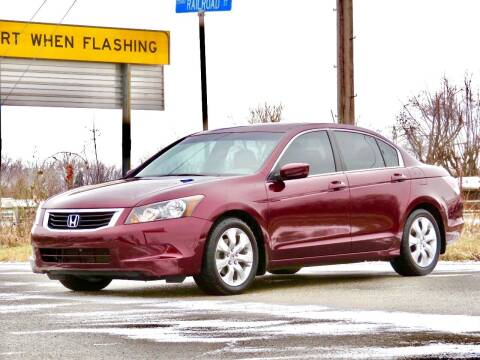 2010 Honda Accord for sale at Tonys Pre Owned Auto Sales in Kokomo IN