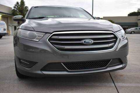 2014 Ford Taurus for sale at Monaco Motor Group in Orlando FL