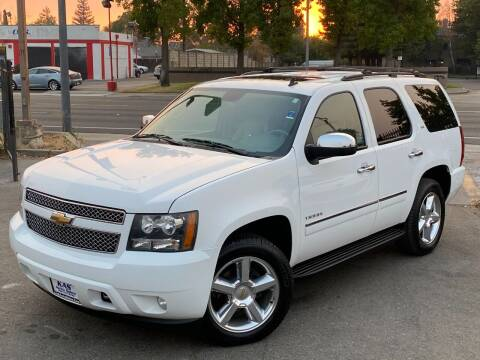 2011 Chevrolet Tahoe for sale at KAS Auto Sales in Sacramento CA
