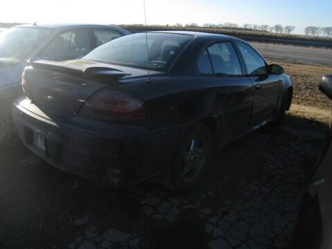 2002 Pontiac Grand Am for sale at BEST CAR MARKET INC in Mc Lean IL