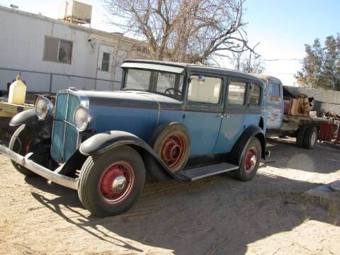 1932 Nash 960 for sale at Classic Car Deals in Cadillac MI