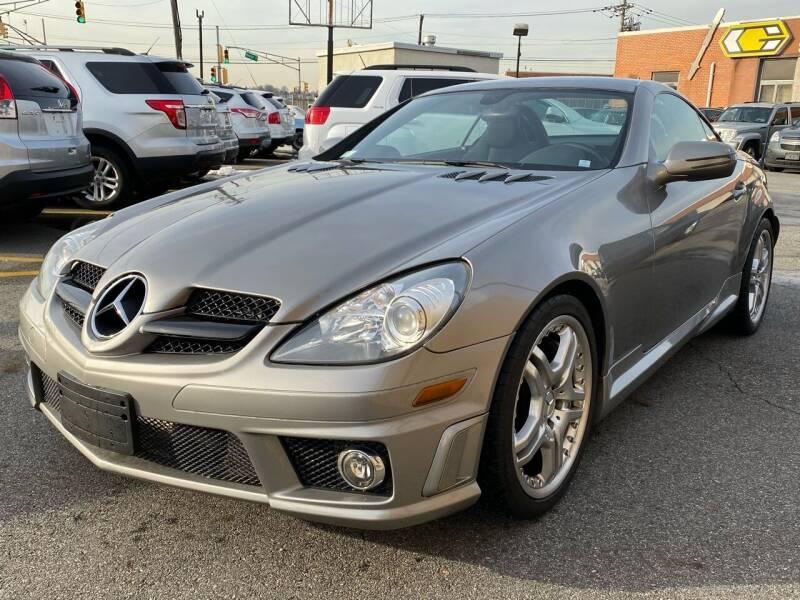 2009 Mercedes-Benz SLK for sale at MAGIC AUTO SALES - Magic Auto Prestige in South Hackensack NJ