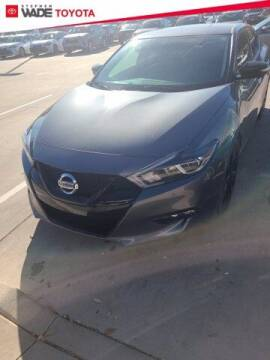 2018 Nissan Maxima for sale at Stephen Wade Pre-Owned Supercenter in Saint George UT