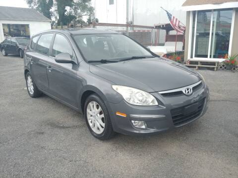 2009 Hyundai Elantra for sale at Viking Auto Group in Bethpage NY