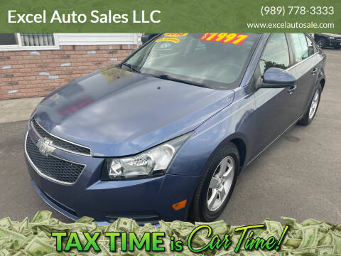 2014 Chevrolet Cruze for sale at Excel Auto Sales LLC in Kawkawlin MI