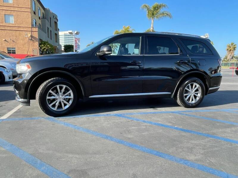 2014 Dodge Durango for sale at CARSTER in Huntington Beach CA